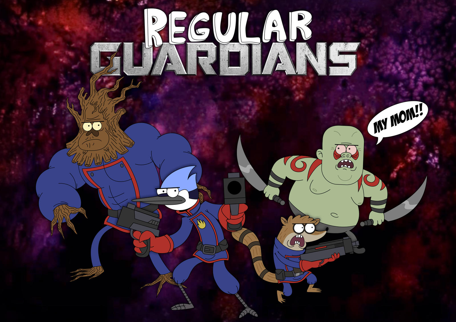 Regular Guardians