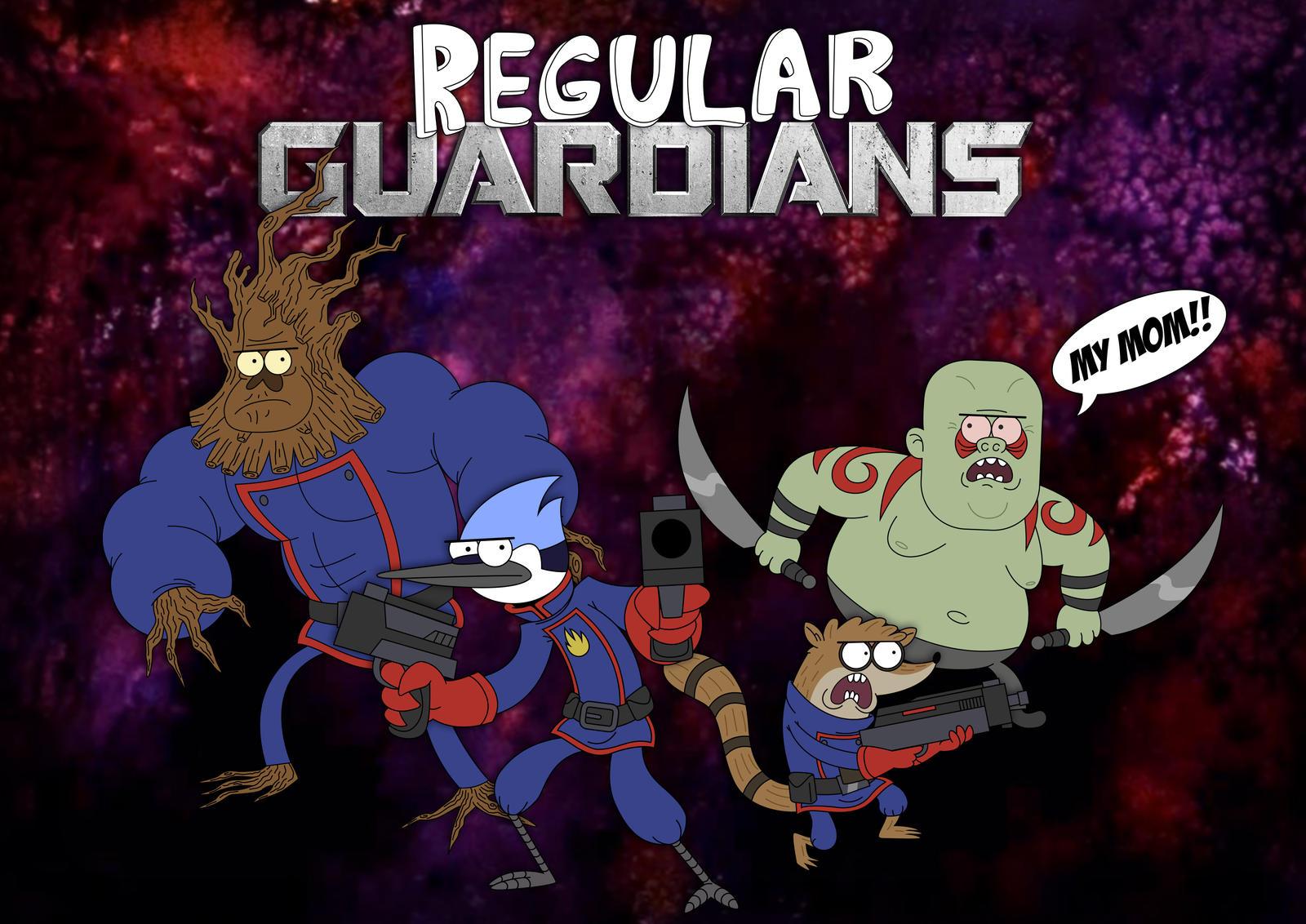 Regular Guardians