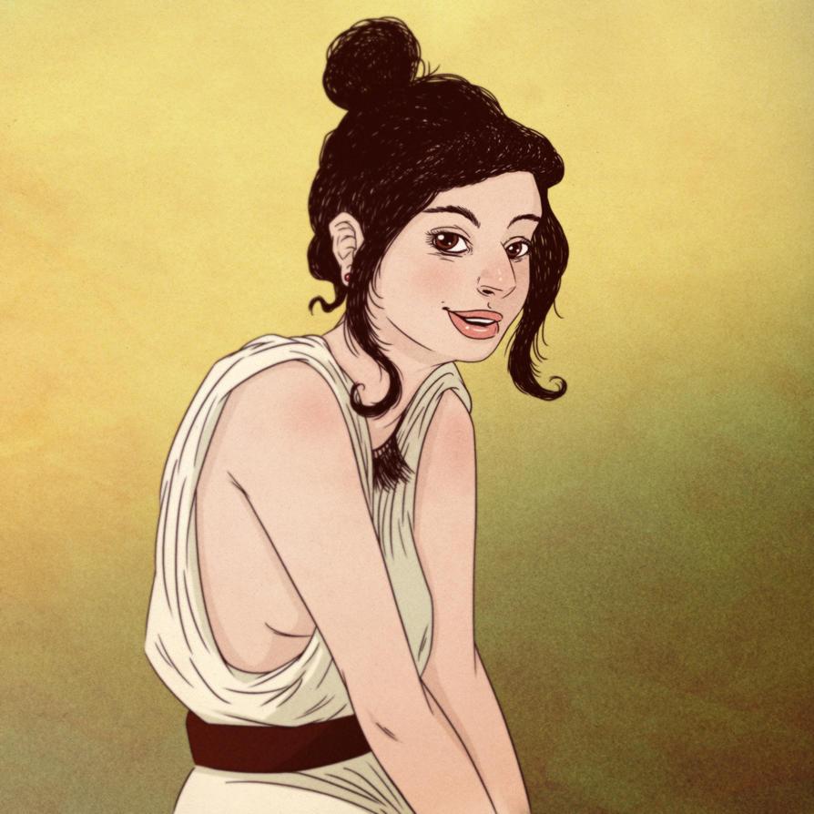 Random girl by IgorSan