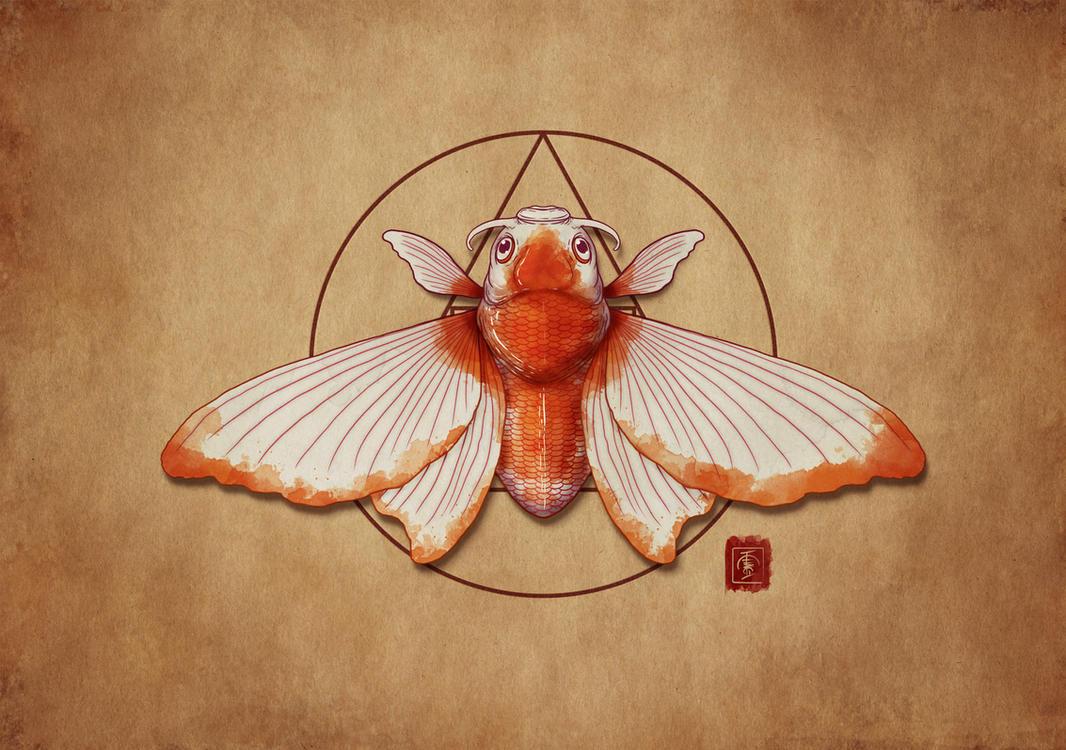 Mothfish by IgorSan