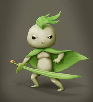 Veggie Knight