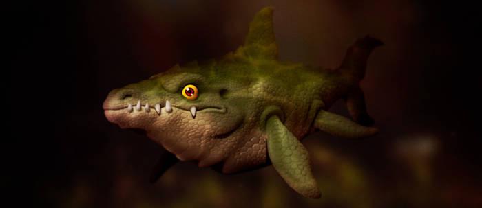 Crocshark