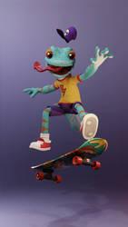 Skater Tokay