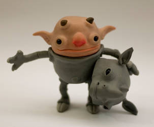 Rhino Costume by IgorSan