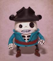 Captain Deaddy by IgorSan