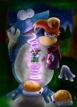 Rayman and Globox