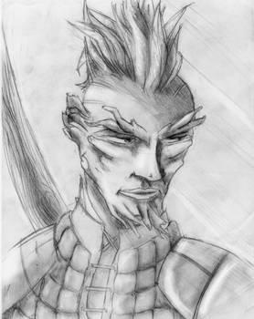 Guild Wars 2 - Sylvari Ranger