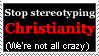 Stop stereotyping by RabidMoogle