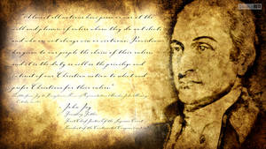 Separation Of Church And State: John Jay by SympleArts