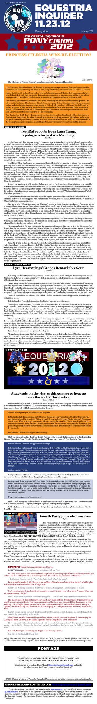 Equestria Inquirer 58