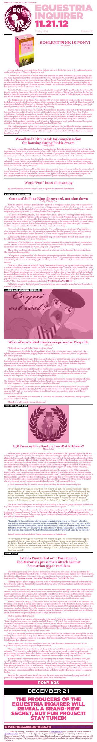 Equestria Inquirer 60