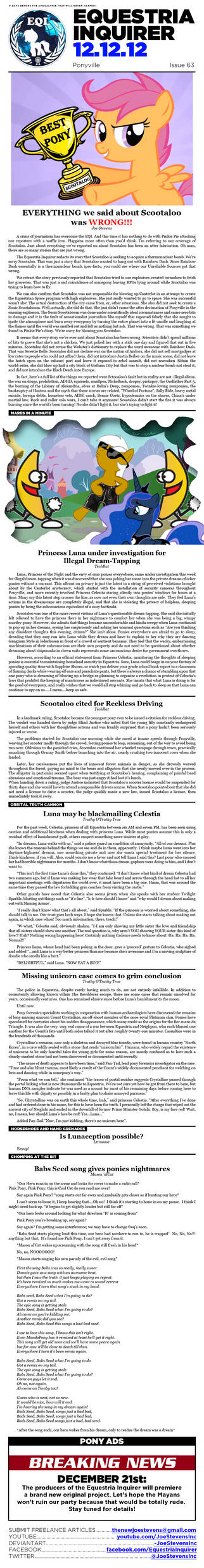 Equestria Inquirer 63