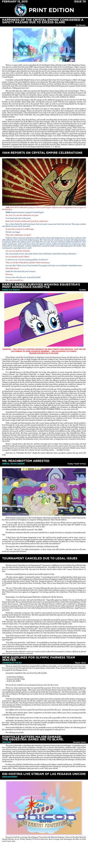 Equestria Inquirer 70