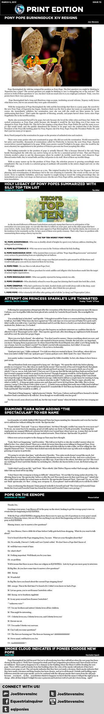 Equestria Inquirer 72