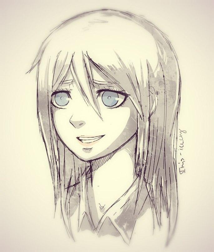 Shingeki no Kyojin: Christa Renz by Iris-icecry