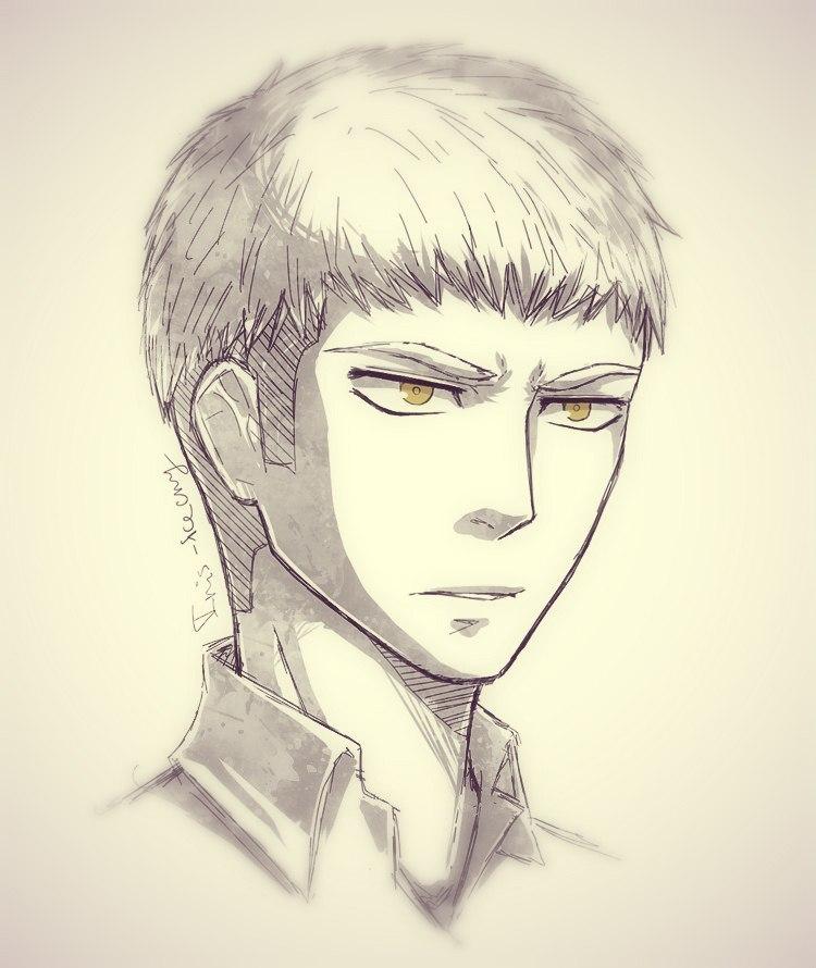Shingeki no Kyojin: Jean Kirschtein by Iris-icecry