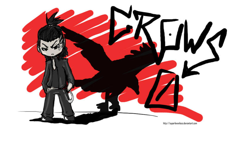 genji wallpaper. -CROWS ZERO- Genji chibi by ~Superlevenloos on deviantART