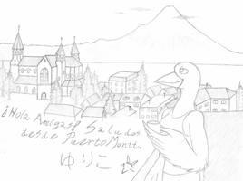 Post Card Moment by Aidan-Gull