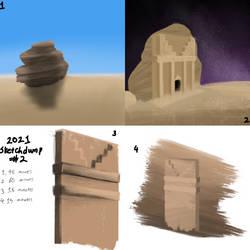 2021 Sketchdump #2