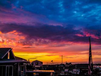 Rainbow Sky by Swordsy005