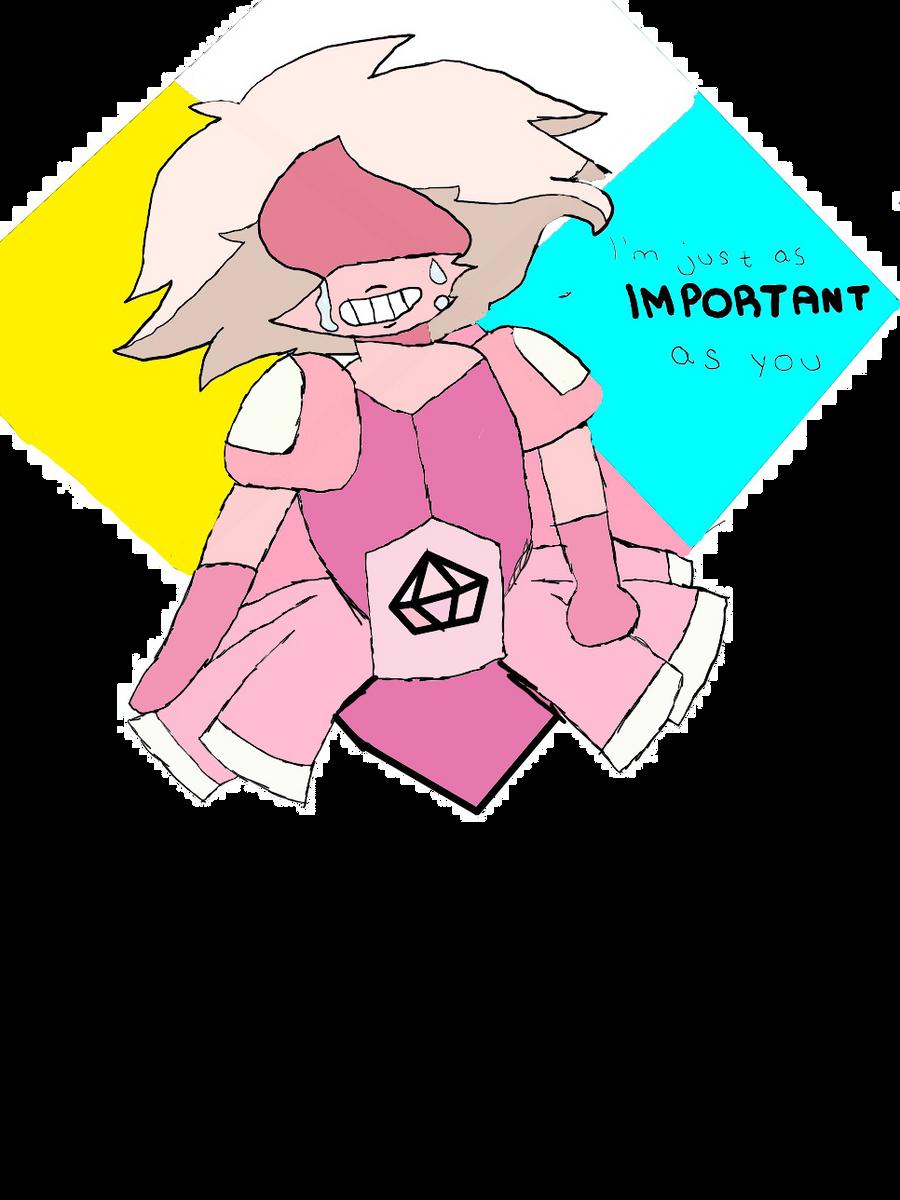 Pink Diamond by RainbowSapphireGem