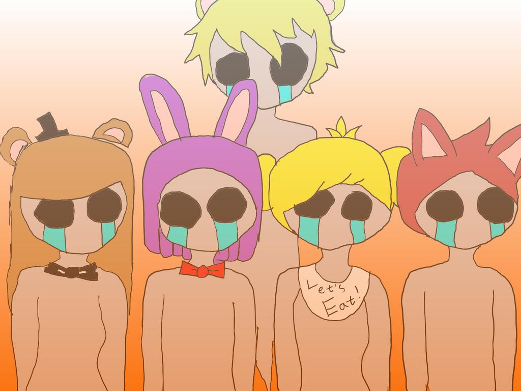 Setting them free by RainbowSapphireGem