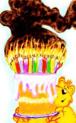 Happy Birthday RTyson by hairology