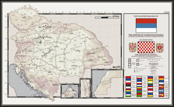 Slovanija: O' Bulwark, O' Fortress