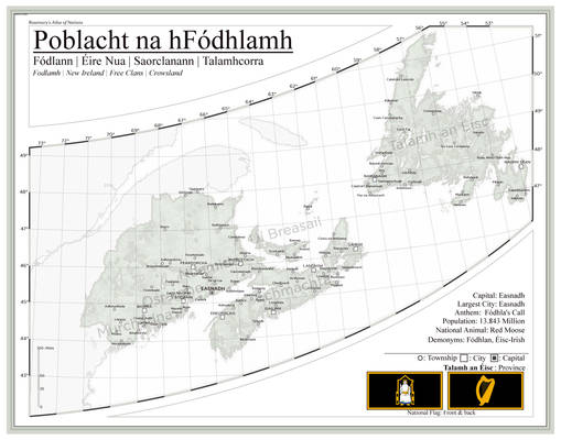Fodhlamh: Rocky Road to Easnadh