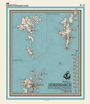 Nornmarch: Valletta of the North Seas