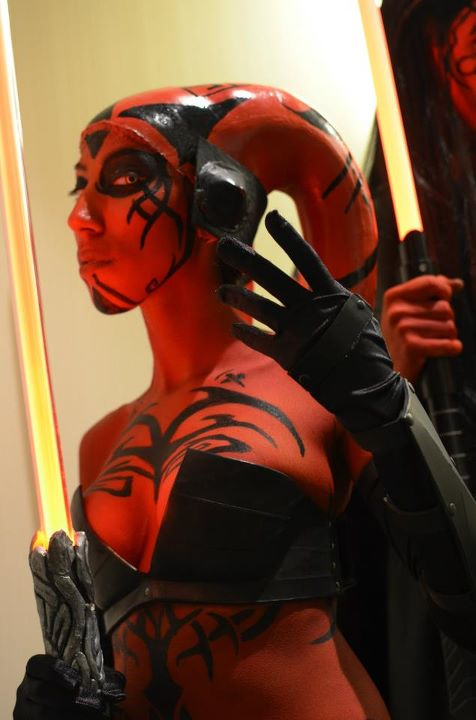Darth Talon Debut by TheChainmailChick