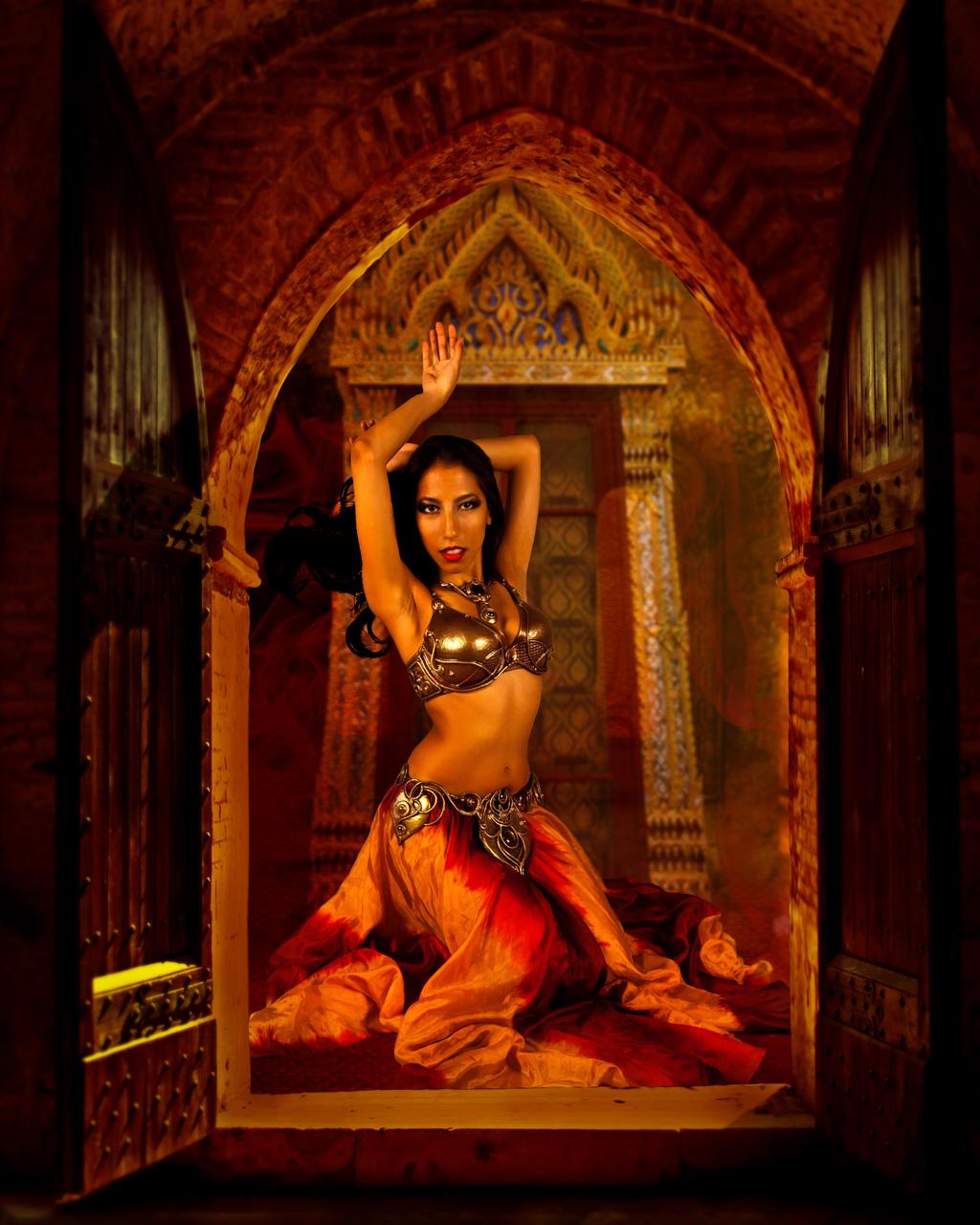 Harem slave erotic photo