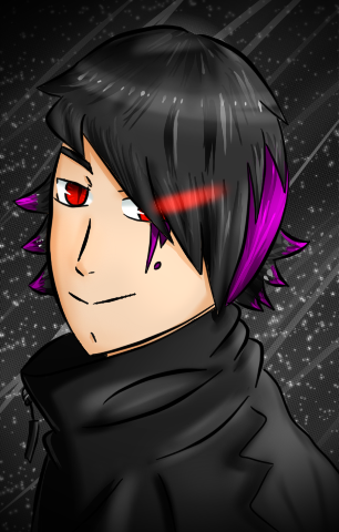 Nick's new Haircut (Anime Antagonist Version) by MizumiKahago