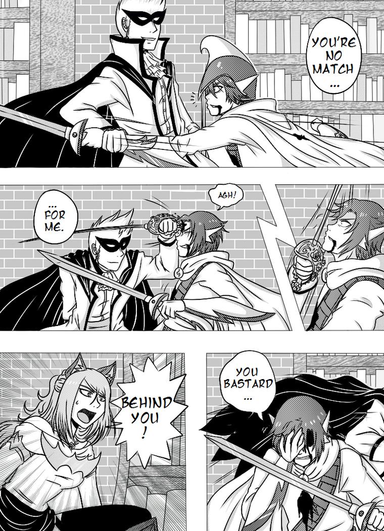 Chapter III. ~ Page 71 by MizumiKahago