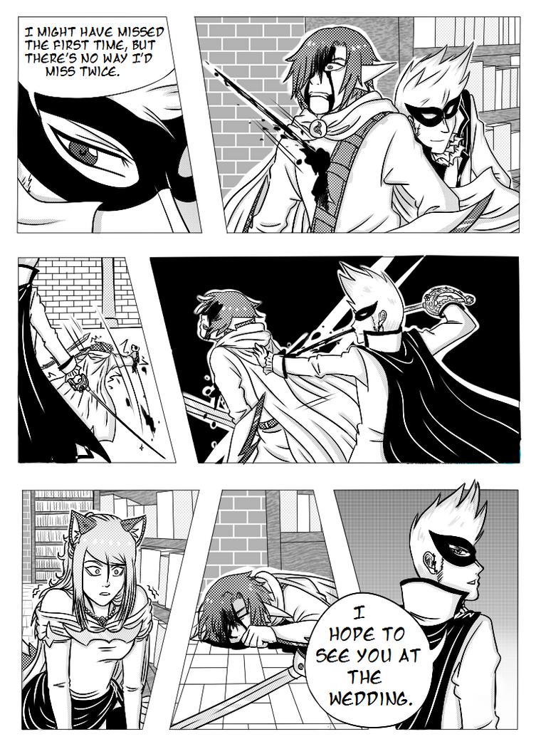 Chapter III. ~ Page 72 by MizumiKahago