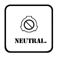 SCP Foundation: Neutralised Symbol by Lycan-Therapy