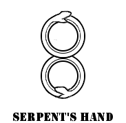 SCP Foundation: Serpent's Hand Symbol by Lycan-Therapy