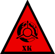 SCP Foundation - XK Symbol by Lycan-Therapy