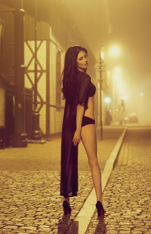 Sin City by therockfox