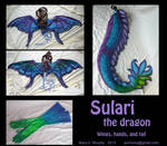 Sulari Costume Parts by Aurinona
