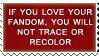If You Truly Love Your Fandom.... by nekonotaishou