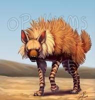 MMM 2020- Brown Hyena round 5