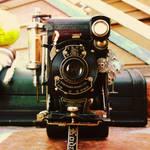 A Steampunk Camera
