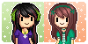 :PC: isparklehearts Connectable Icons (1/2) by KiwiKuma