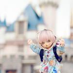 Look! Its Disneyland!