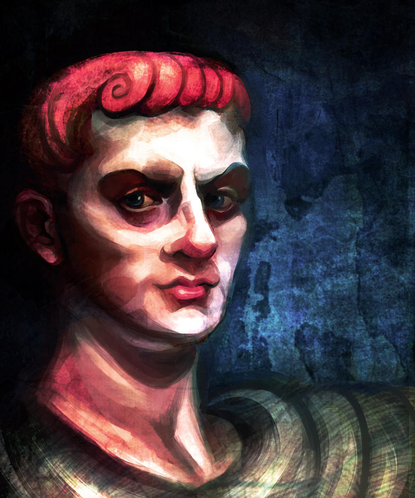 Caligula Painting