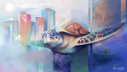Pacific Dream Turtle