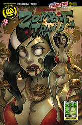 Zombie tramp variant cover by ccicconi