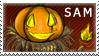 Pro-Sam Stamp by Sandy-the-echidna