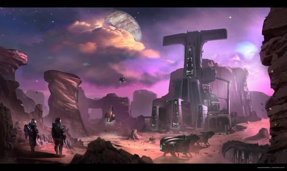 Alien Temple